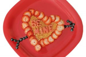 Snacking with Joy: Sweetheart Pancake Breakfast