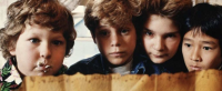 """Friday Night at the Drive In: """"The Goonies."""""""