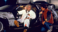 """Friday Night at the Drive In: """"Back to the Future."""""""