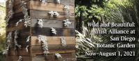 Wild and Beautiful: Artist Alliance Sculpture Exhibit