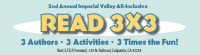 Imperial Valley All-Inclusive Read 3x3 Literacy Event