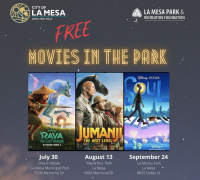 """Movies in the Park: """"Raya and the Last Dragon"""""""