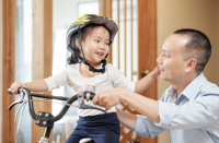 Biking with Kids with Special Needs (Inclusive Class)