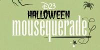 D23 Halloween Mousequerade