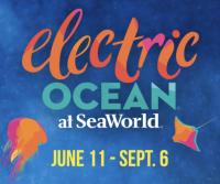 SeaWorld's Electric Ocean