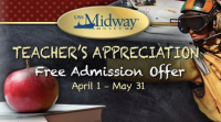 Teacher Appreciation at the USS Midway