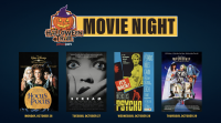 Halloween Trail at Petco Park Movie Night