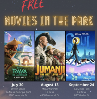 """Movies in the Park: """"Soul."""""""