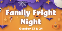 Family Fright Nights at the San Diego Air & Space Museum