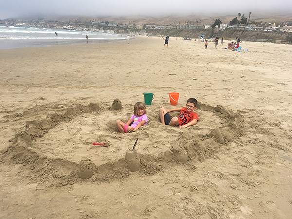 Pismo Beach S Seaventure Hotel Offers An Awesome Beachfront Experience A Mix Of Comfort And Luxury Just Steps From The Sand Bonus For Kids There