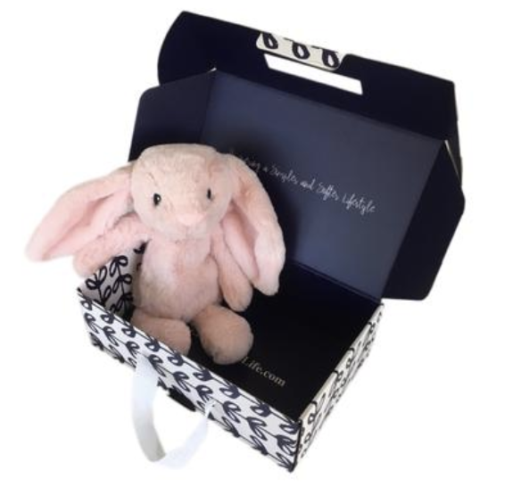 Xander Bunny packaging
