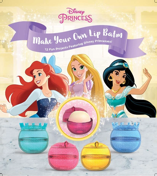 MYO Disney Princess Lip Balms
