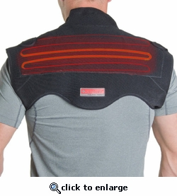 venture heat trade at home fir heat therapy neck and shoulder wrap 83