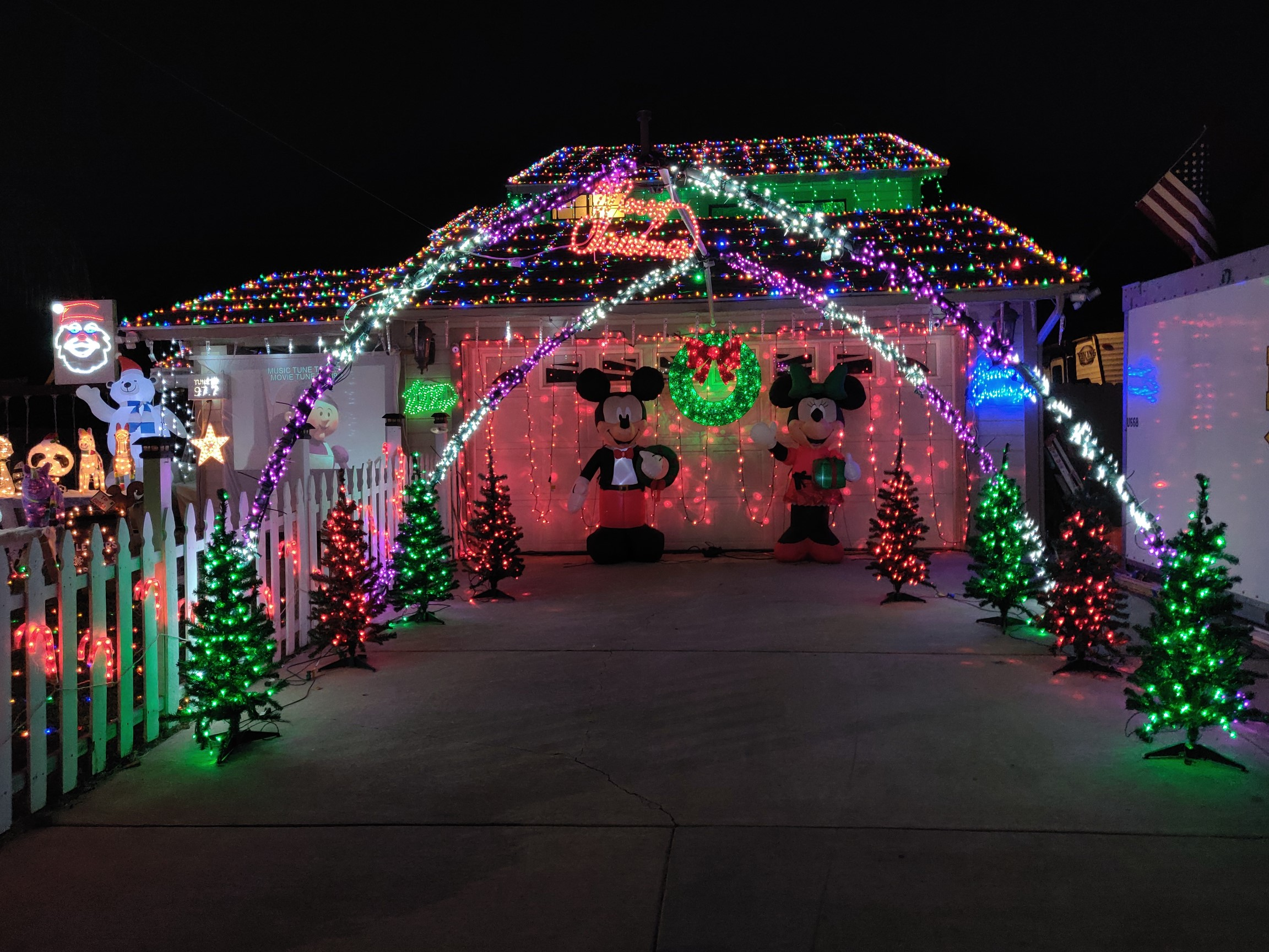 Jingle Bell Hill Christmas Lights Santee 2020 East County Christmas Lights
