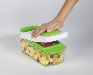 20712 Good Cook Touch Veggie Chopper Dicer 6