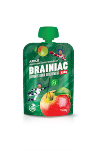 BAC APPLESAUCE Pouch APPLE 061319