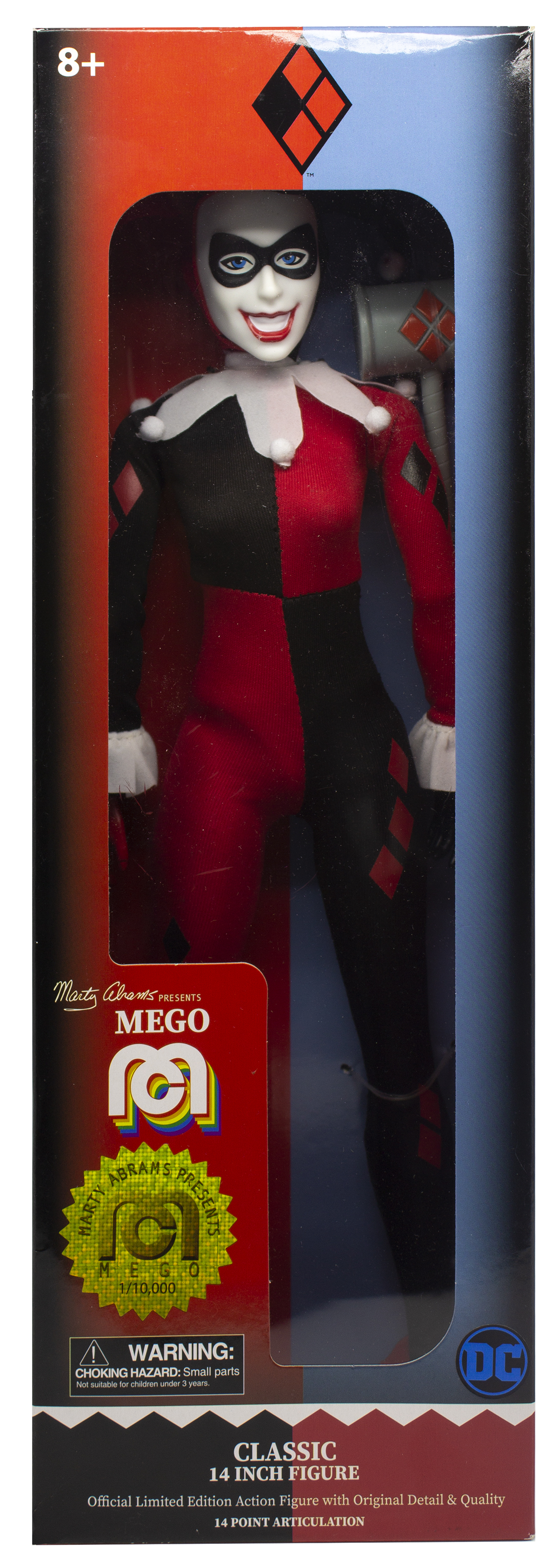 Harley Quinn in Package