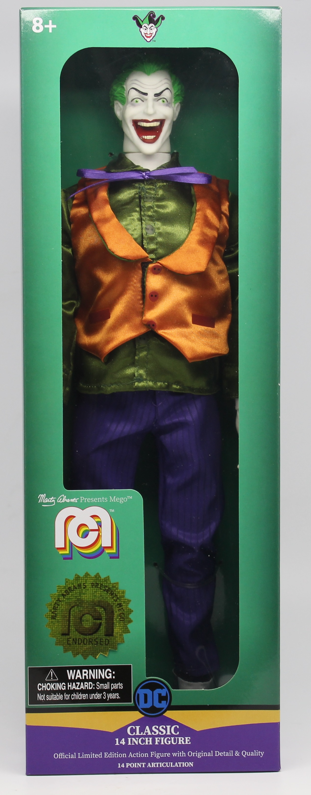 Joker in Package