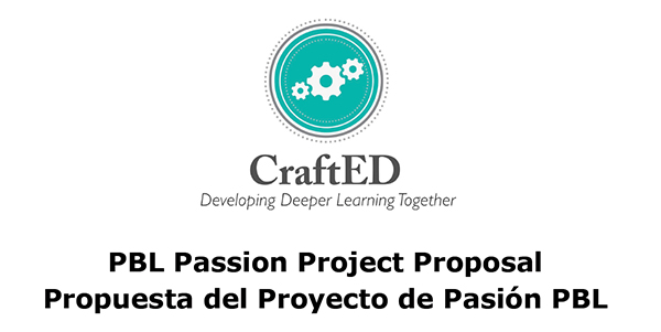 Passion Project Proposal