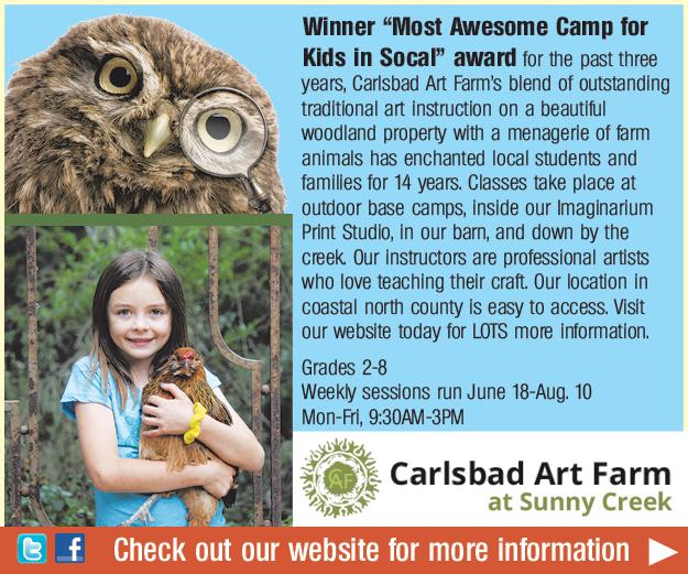 Carlsbad Art Farm