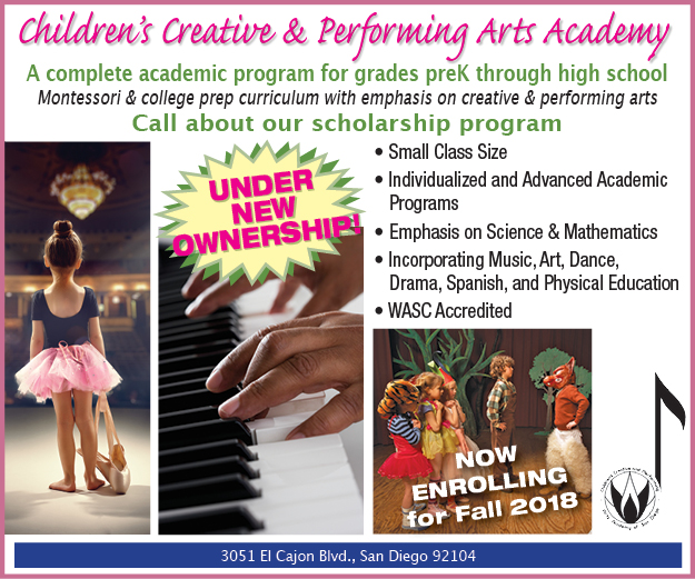 Children's Creative Performing Arts Academy