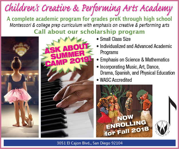 Children's Creative Performing Arts Academy