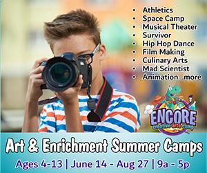 Encore Creative Arts Camp