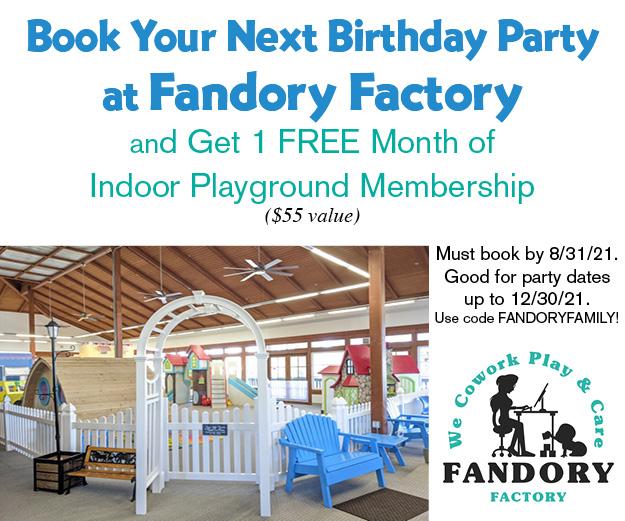 Fandory Factory