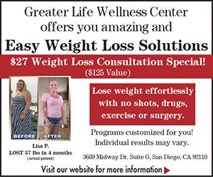 Greater Life Weight Loss