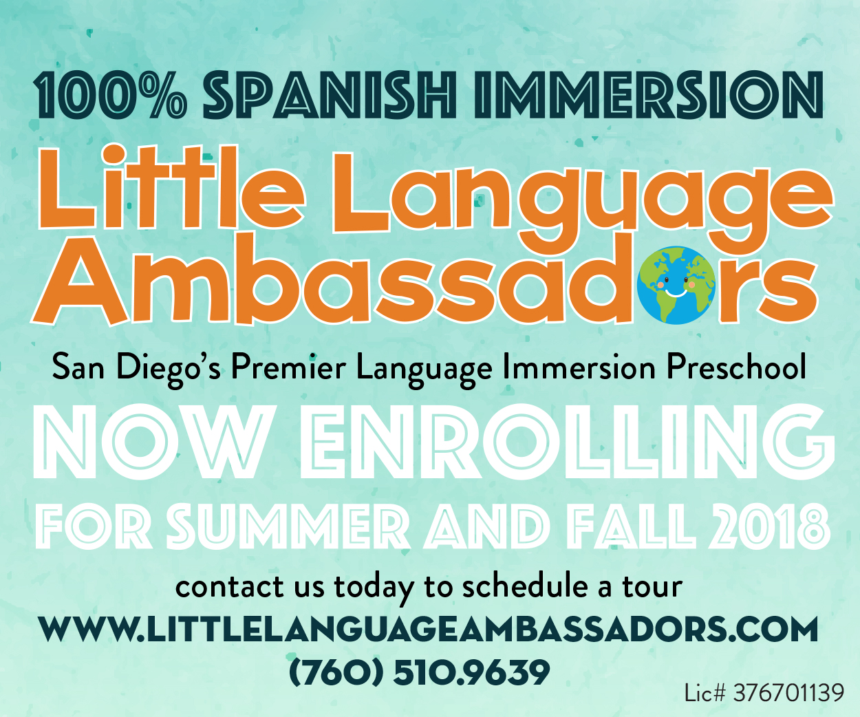 Little Language Ambassadors