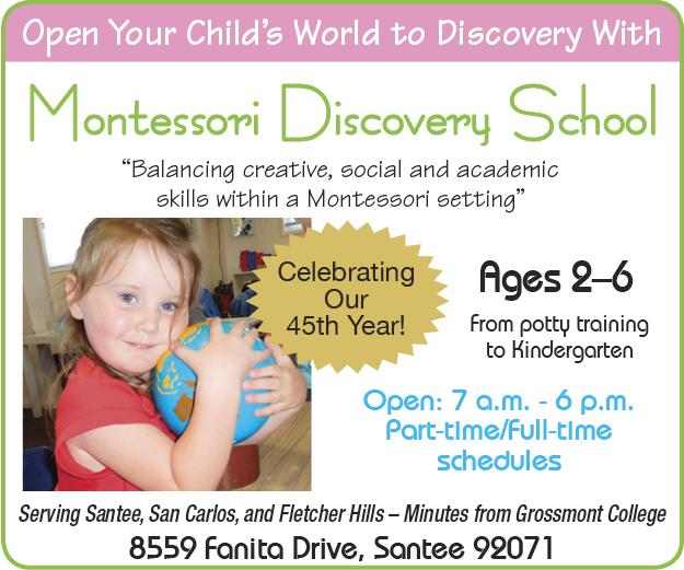 Montessori Discovery School
