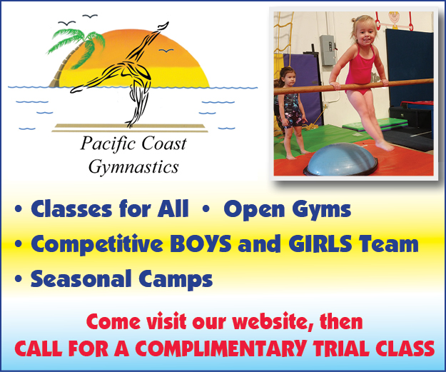 Pacific Coast Gymnastics
