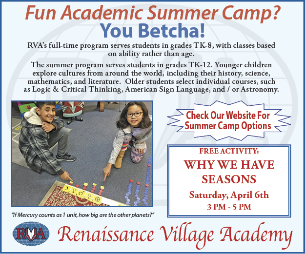 Renaissance Village Academy