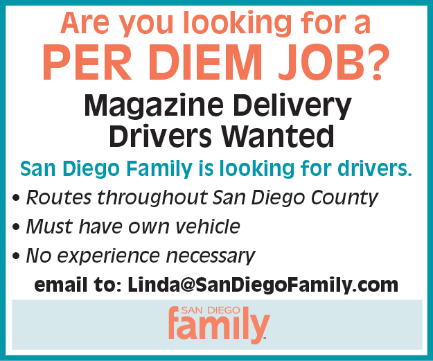 SDFM - Driver Wanted