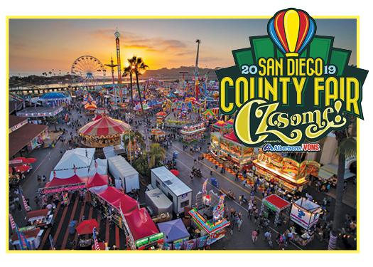 San Diego County Fair Tips