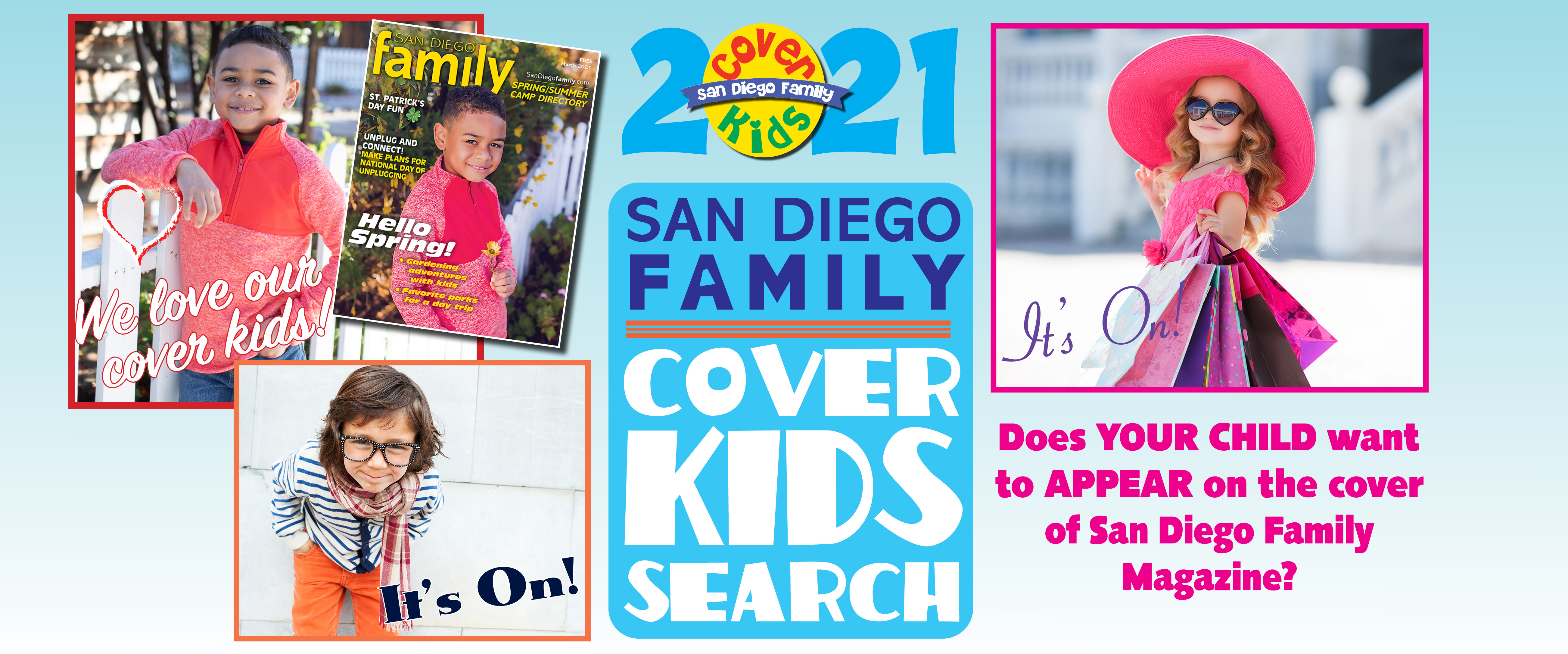Cover Kids Search 2021