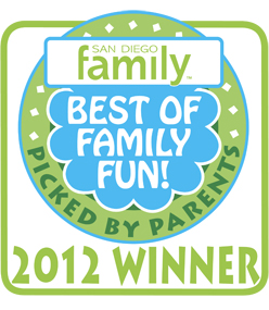 Best of Family Fun 2012 Winner