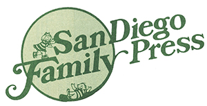1986 San Diego Family logo.