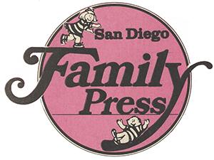 1988 San Diego Family logo.