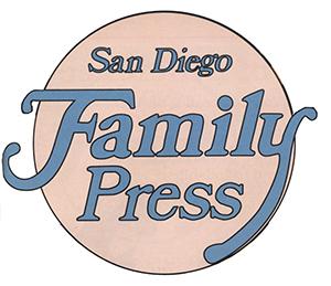 1990 San Diego Family logo.