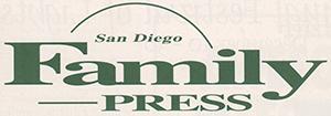 1993 San Diego Family logo.