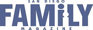 2002 San Diego Family logo.