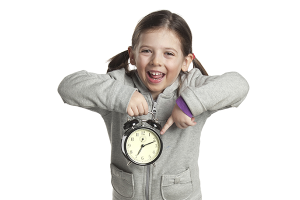 teach your kids time management sm