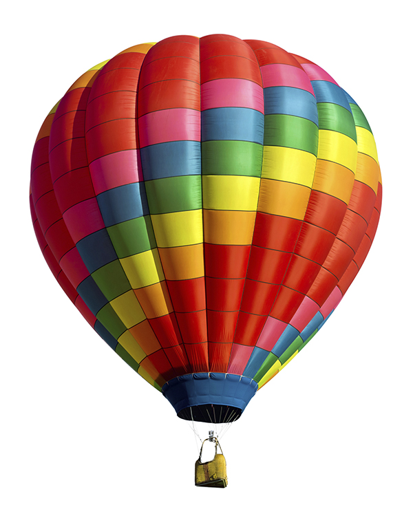Hot air balloons are are as much a part of Temecula Valley as the mountains themselves.