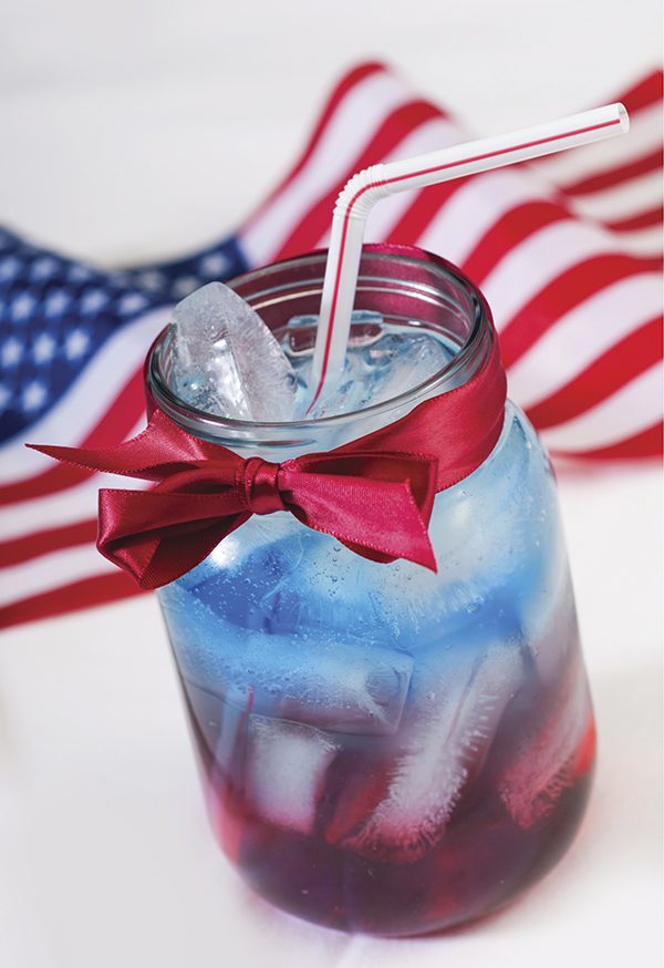 Star-Spangled Soda