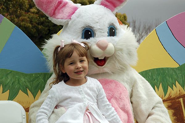 Find 50+ egg hunts, bunny visits, crafts, brunches and worship services!