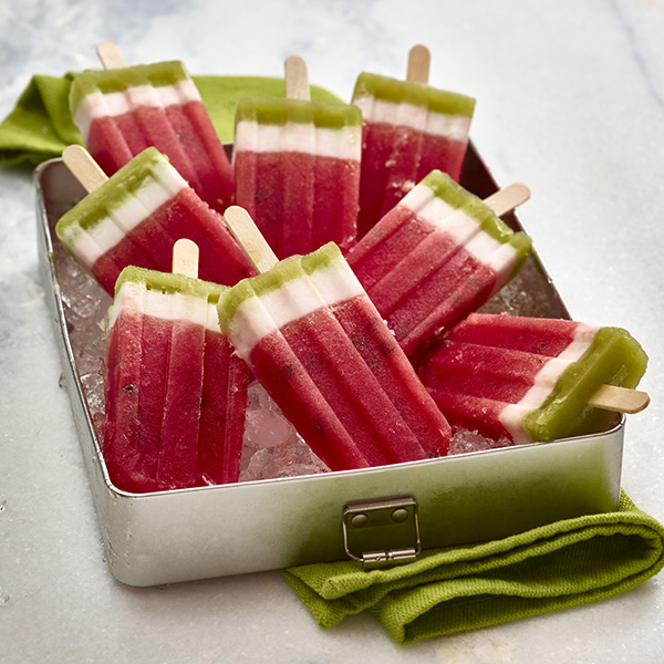 Popsicles can be healthy too.