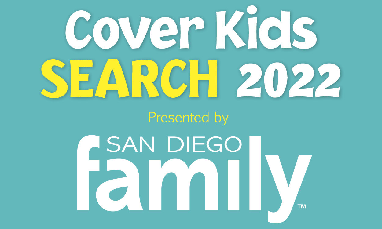 San Diego Family's Cover Kids Search Finalists