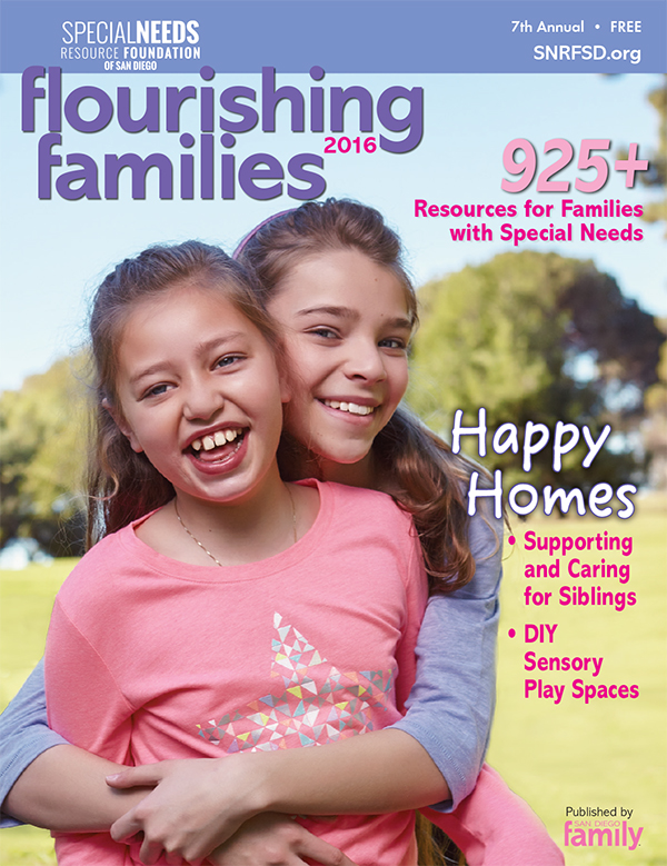 Flourishing Families 2016: 925+ Parent Resources for Children with Special Needs