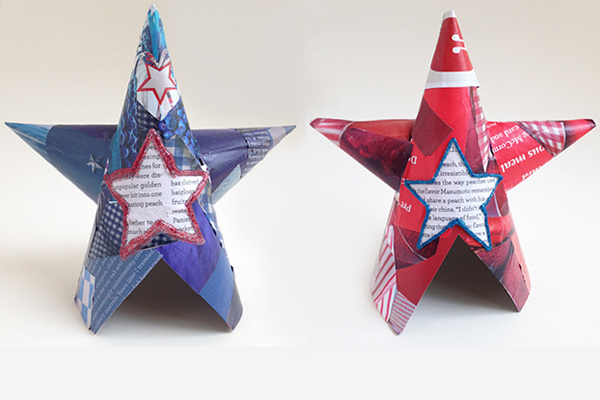 star-spangled hats you can make